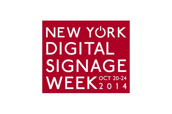 North america today new york digital signage week 2014 for 10 east 39th street 8th floor new york ny 10016