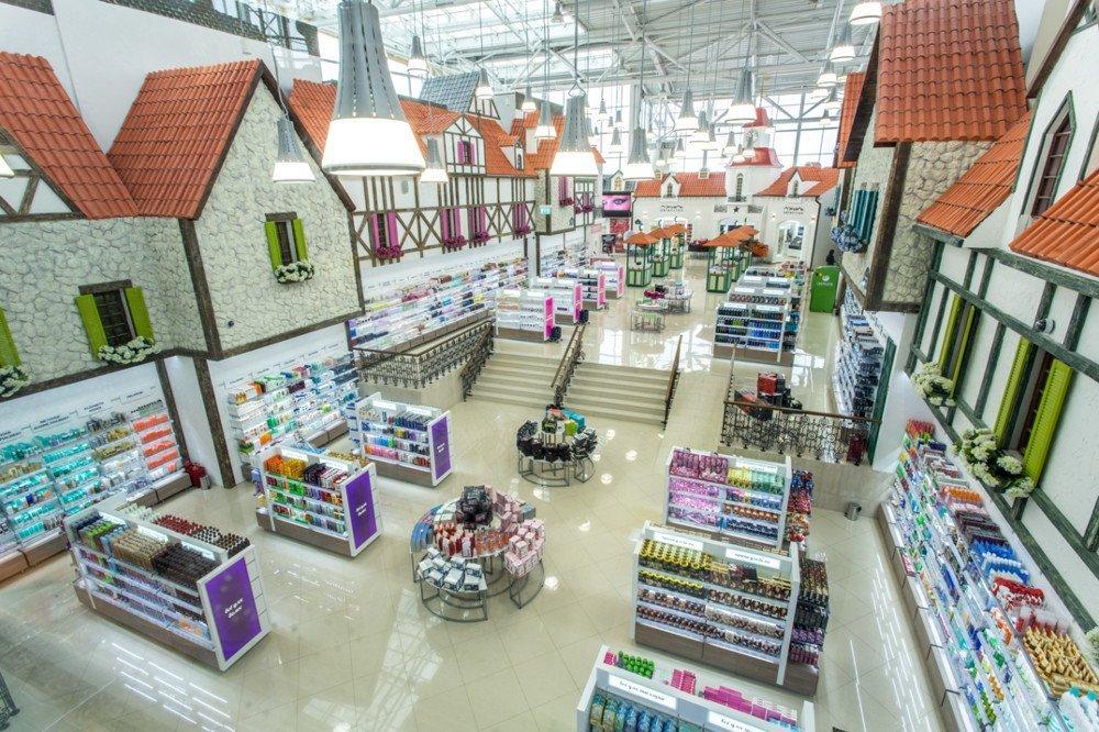 L'Etoile Flagship Store Moscow (Photo: L'Etoile)