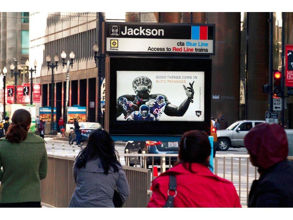 Titan DooH in New York City (Foto: Titan)