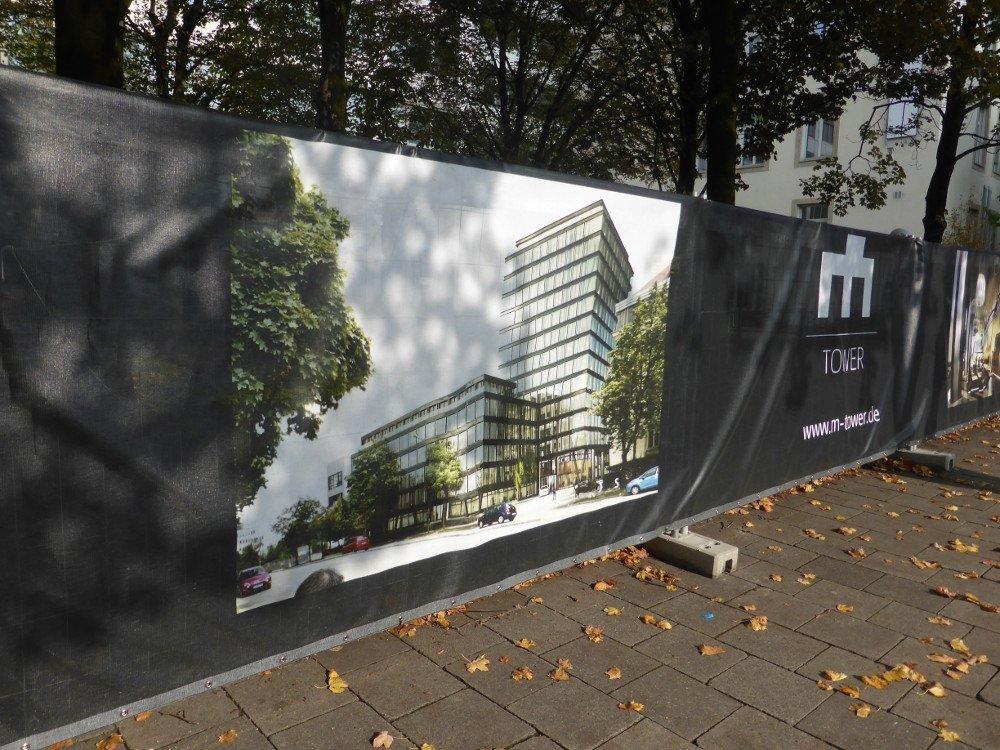 Werksviertel m-tower (Foto:invidis)