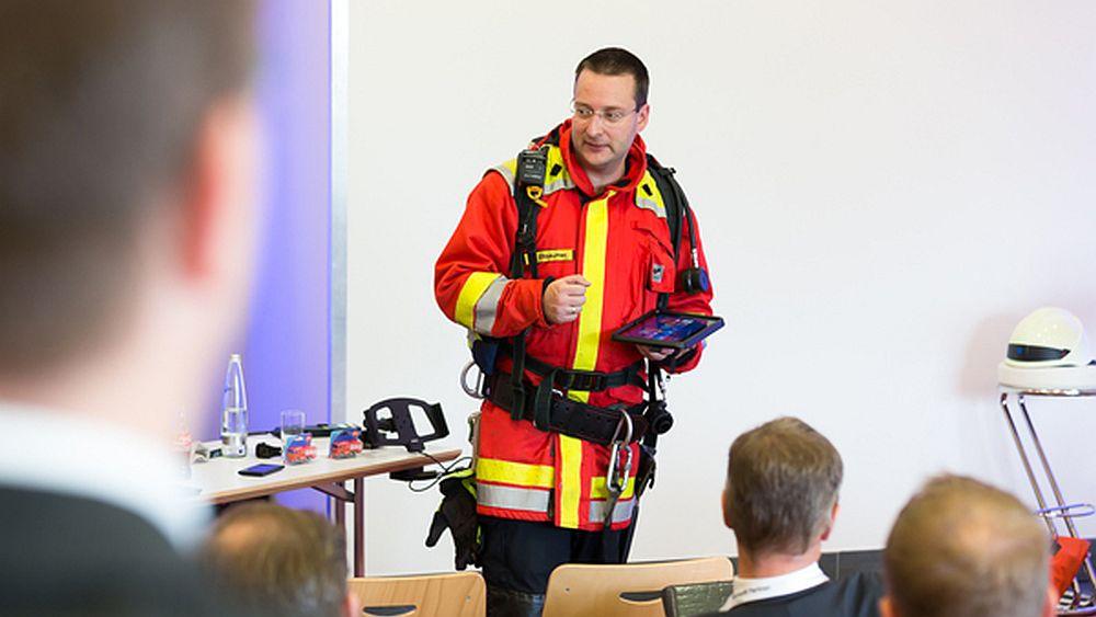 Best Practice Beispiel aus dem Bereich Mobility mit HP und einer Anwendung für Feuerwehren (Foto: Tech Data)