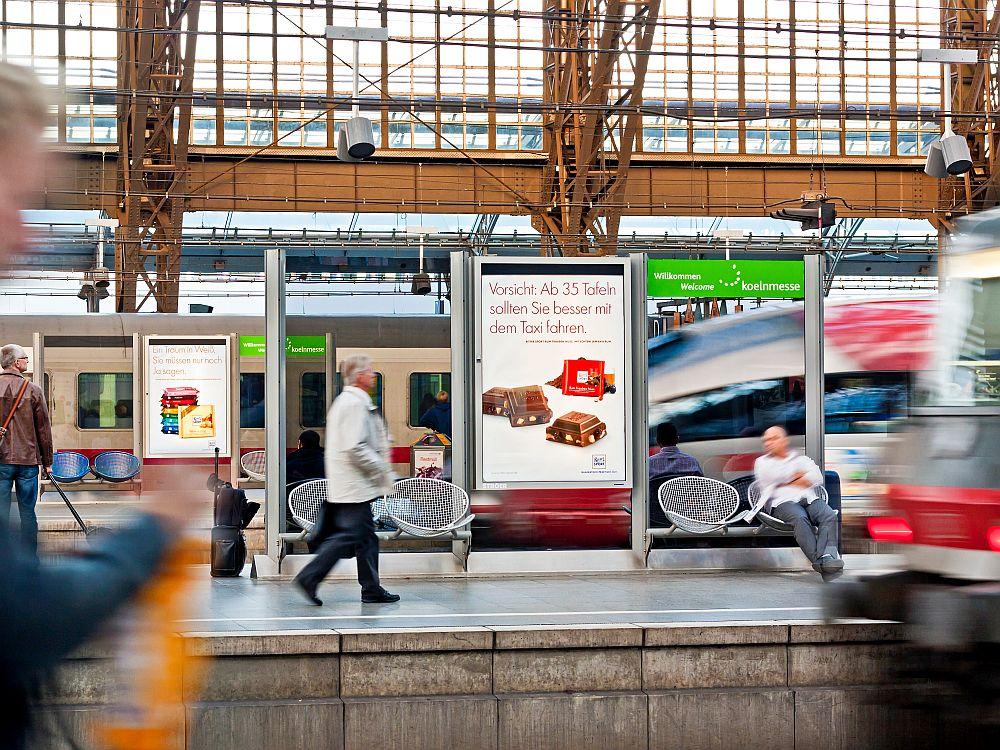CLPs von Ströer in Köln (Foto: Ströer)