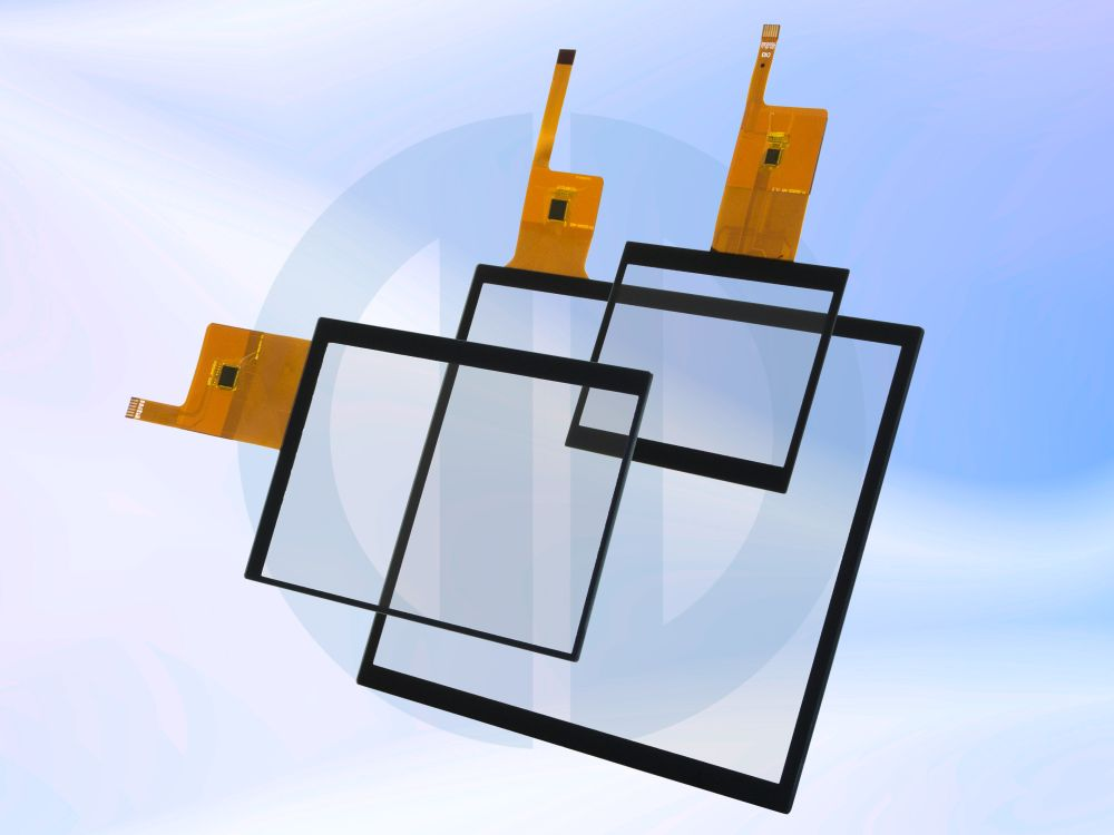 I²C-basiertes Touch-System (Foto: Distec)