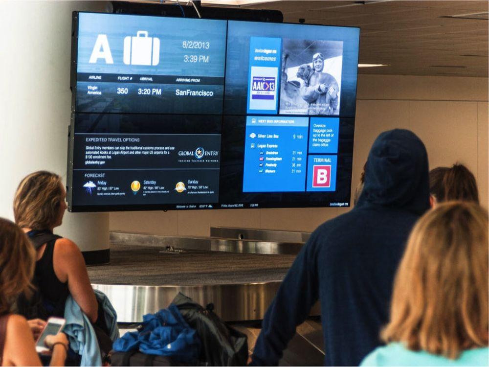 FWI-Installation an einem Airport (Foto: FWI)