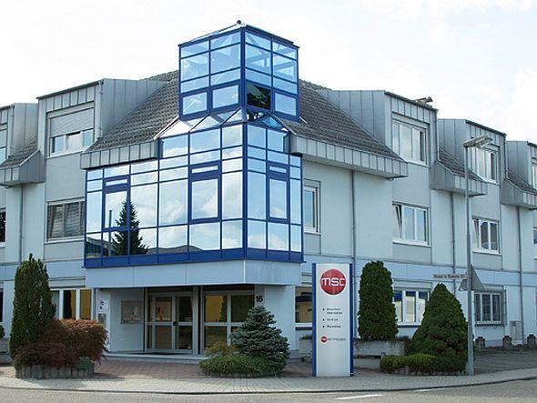MSC: Unternehmenssitz (Foto: MSC)