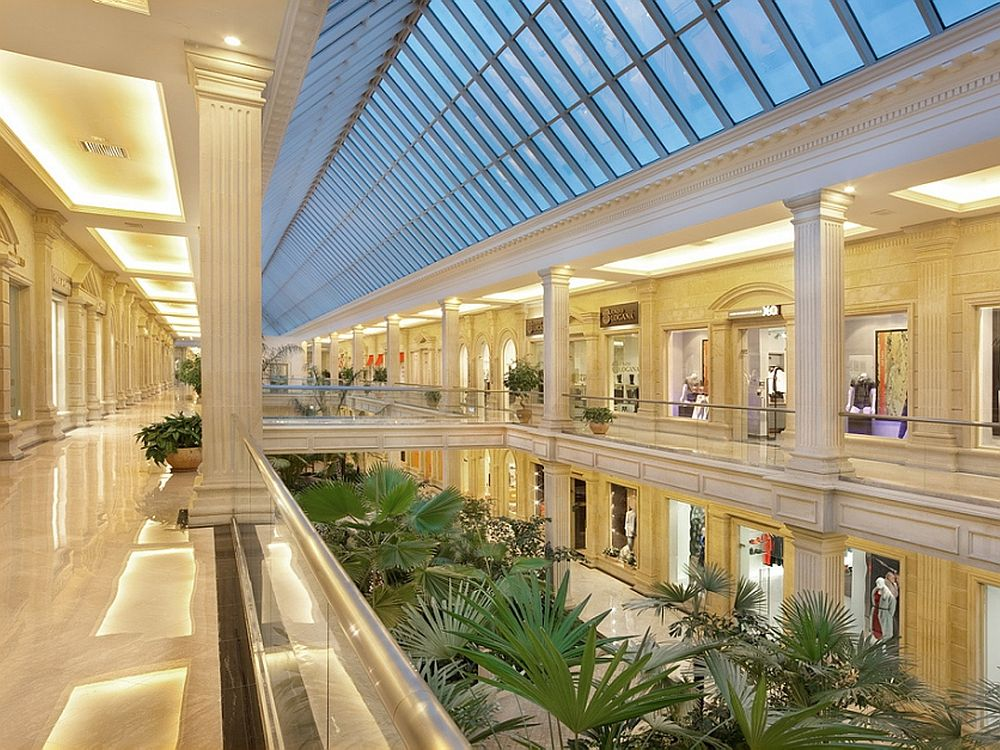 Moskauer Shopping Mall (Foto: Crocus)