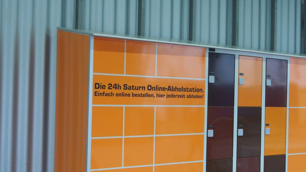 Vor dem Markt Abholstation (Foto: invidis.de)