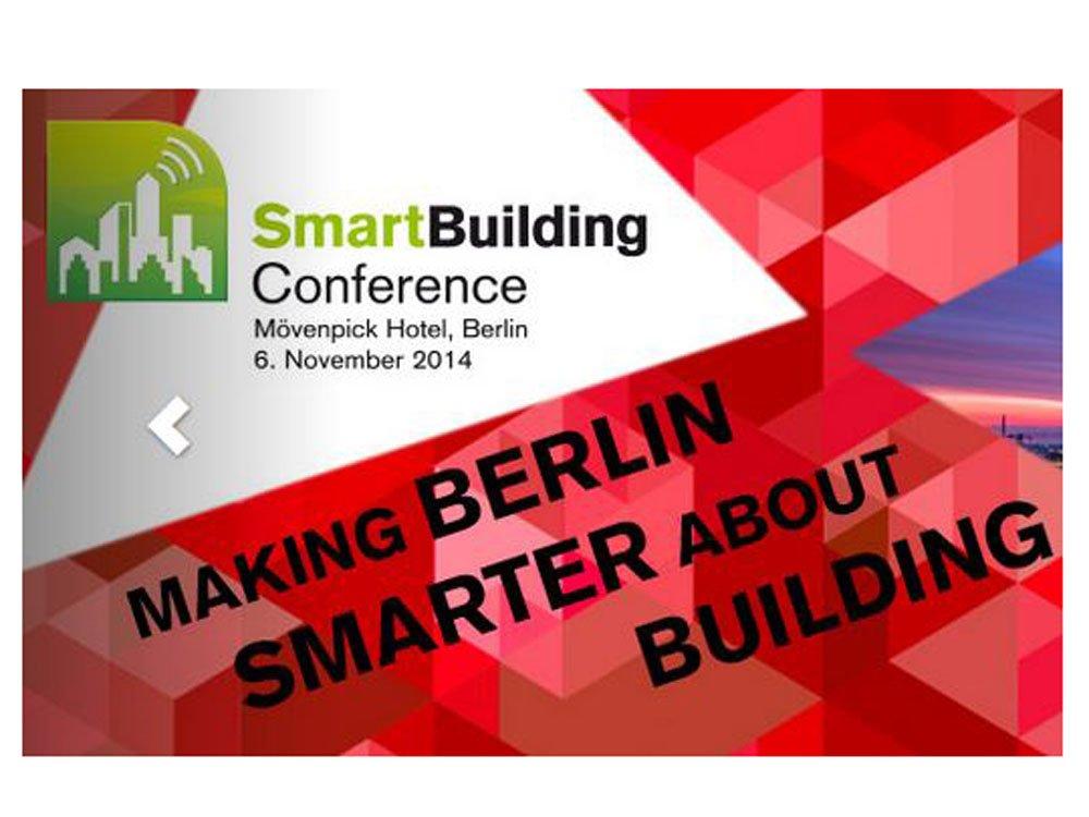 Smart Building Conference Berlin (Screenshot: invidis)