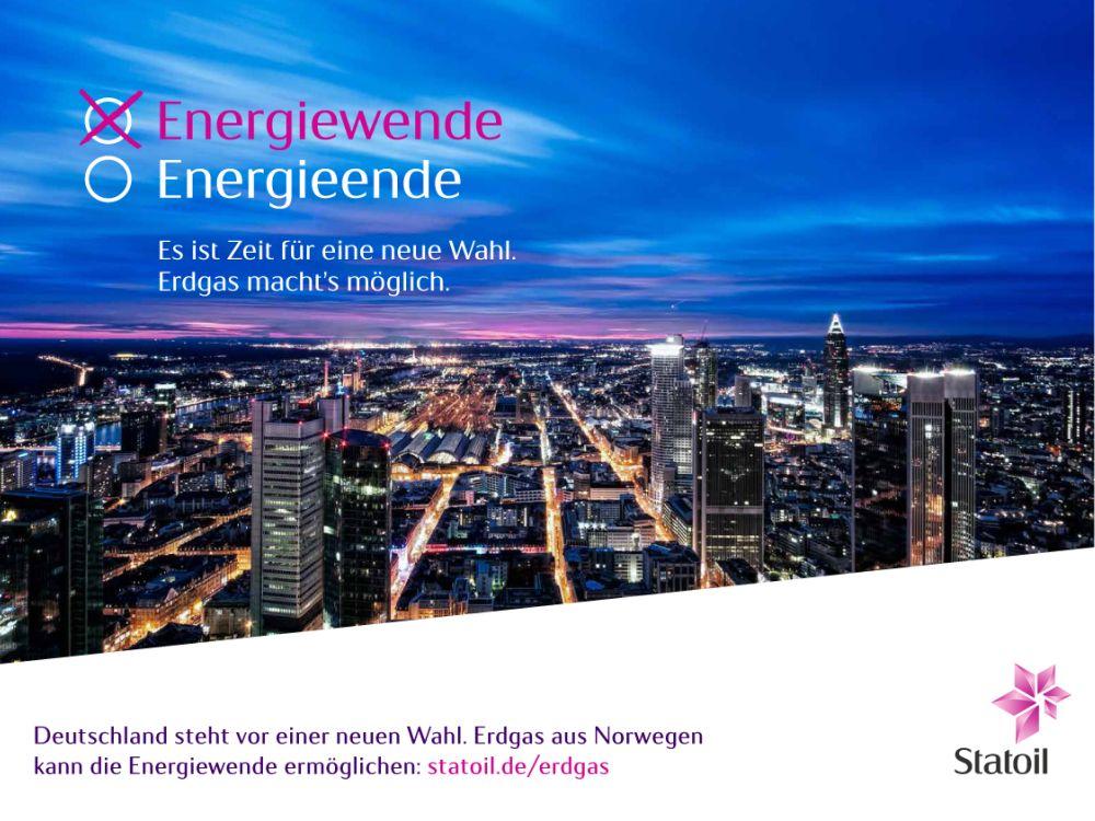 Statoil-Kampagne 2014 Motiv Energiewende (Foto: McCann)