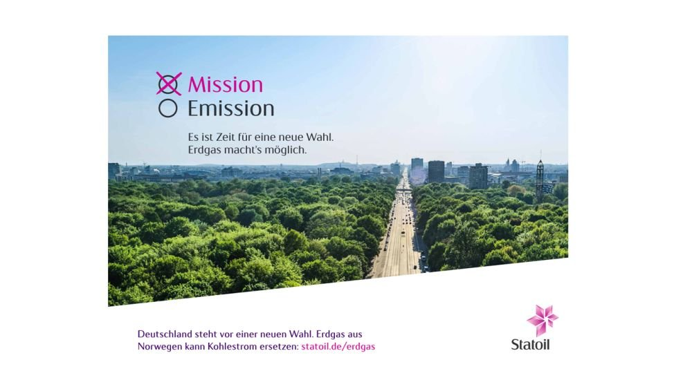 Statoil: Motiv Mission (Foto: McCann)