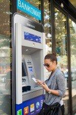 Auch so kann ein Bankautomat ausschauen  (Foto: Telenor Banka)