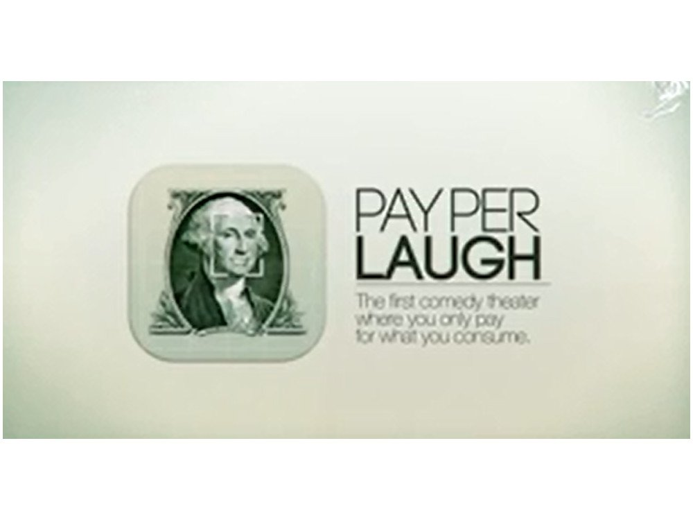 Pay per Laugh (Foto:Screenshot)