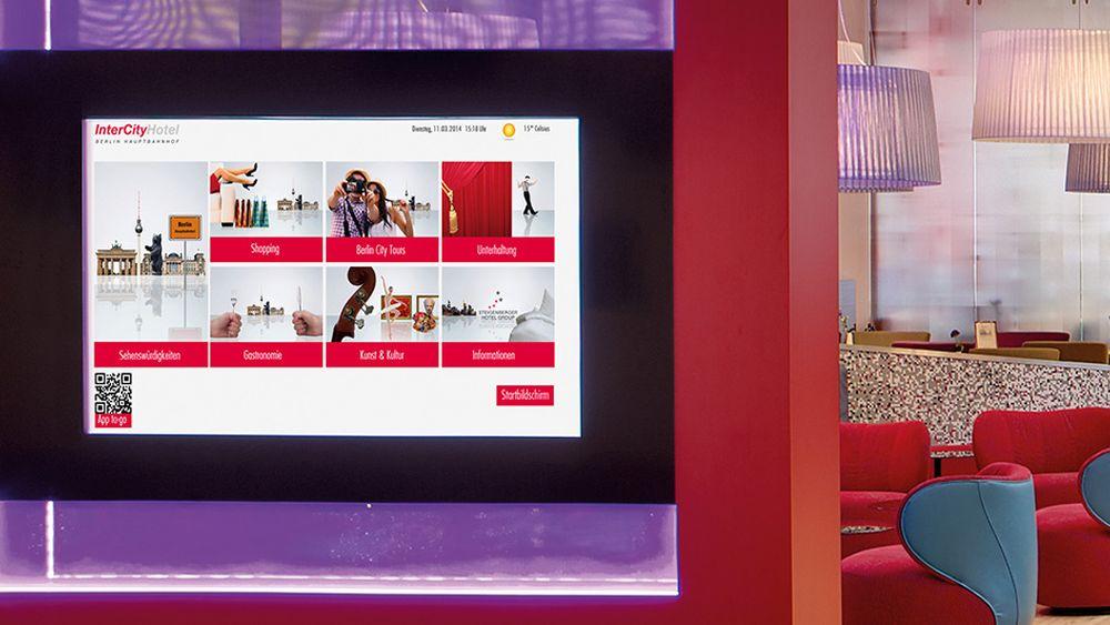 Virtueller Concierge: Bleibendes für den Gast erwünscht (Foto: m.i.b)