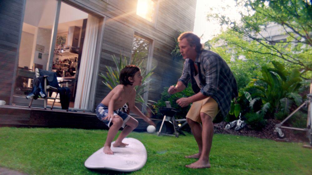 eBay marken-Kampagne, Motiv Surfing (Foto: eBay)
