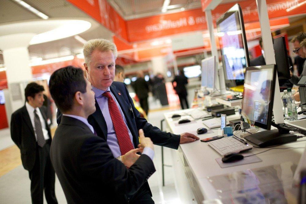 Kooperation: Online Software und Fujitsu Retail (Foto: Fujitsu)