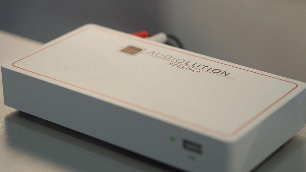 Für Instore Audio gedacht: Audiolution Receiver von Stino Eyevis (Foto: invidis.de)