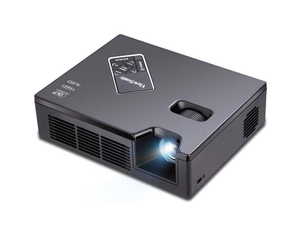 Neuer kleiner Projektor von Viewsonic: PLED-W800 (Foto: Viewsonic)