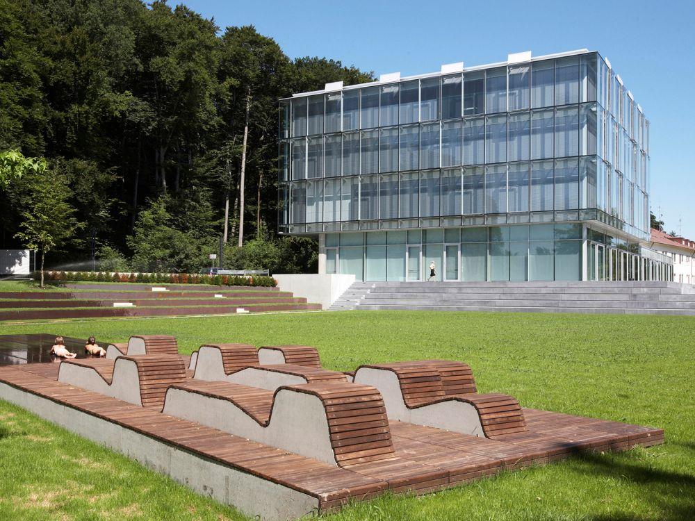 Campus der Zeppelin Universität (Foto: ZU/Anja Köhler)