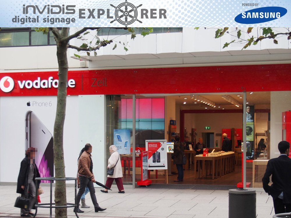 invidis digital signage explorer: Frankfurt am Main (Foto: invidis)