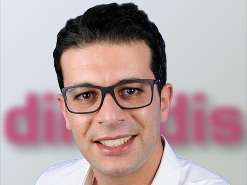 Jetzt Projektmanager Digital Signage bei dimedis: Khalid El-Boubsi