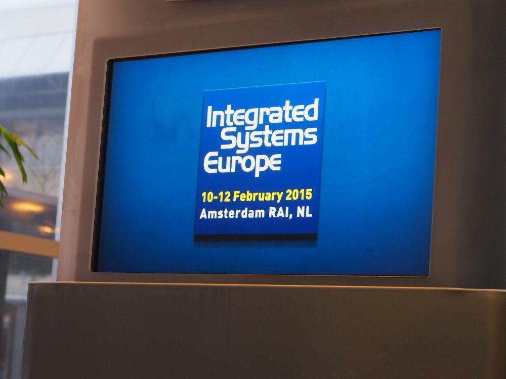 Ankündigung der ISE 2015 am letzten Tag der ISE 2014 (Foto: invidis.de)