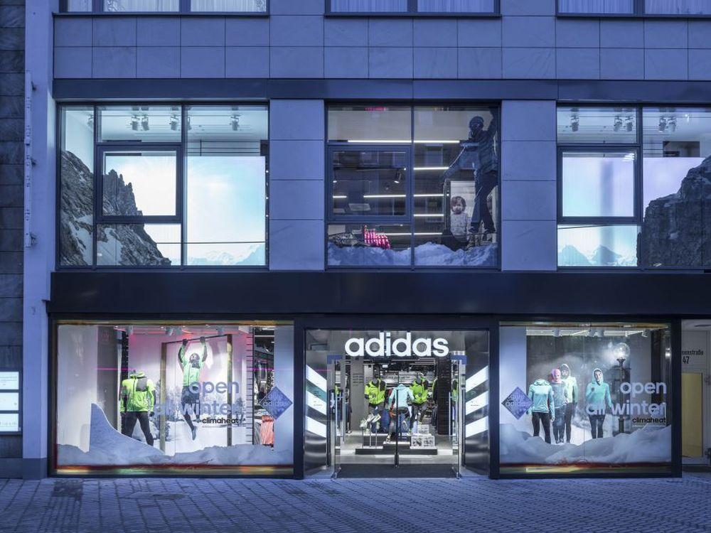 Außenansicht des Adidas HomeCourt in Nürnberg (Foto: Adidas)