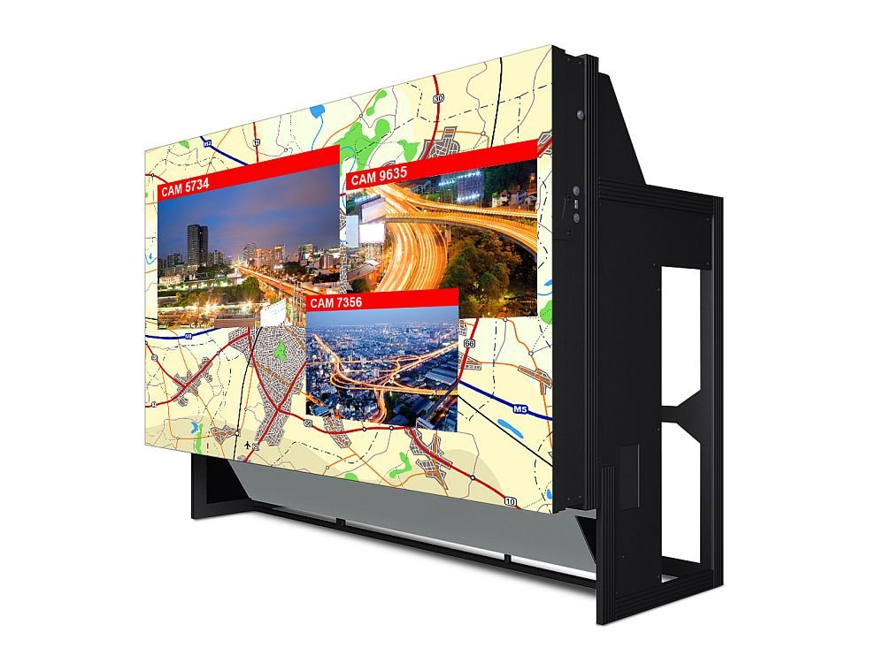 DLP Rear Projection Cube VS-60HE120U