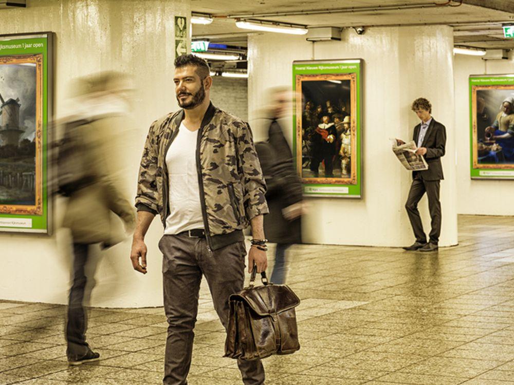 Digitale Gemäldegalerie mit Alten Meistern (Foto: Aopen)
