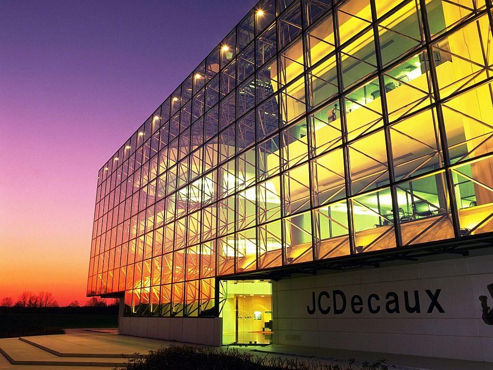 JCDecaux-Zentrale im französischen Plaisier (Foto: RDI Architecture)