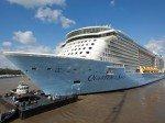 Kreuzfahrtschiff Quantum of the Seas (Foto: Meyer Werft)