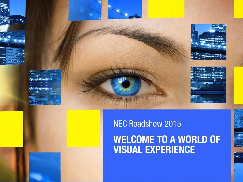 NEC startet DACH-Roadshow im März 2015 (Bild: NEC)