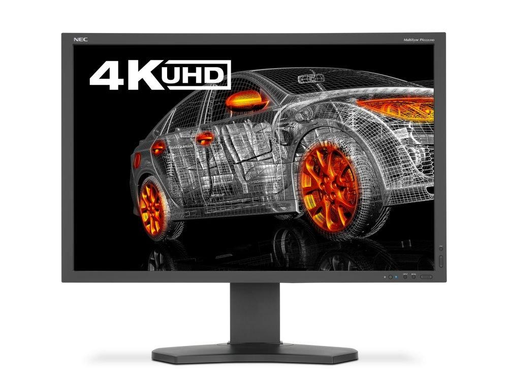 NEC Ultra HD 32-Zöller MultiSync PA322UHD (Foto: NEC)