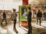Schau erst auf das Bild - und dann aus dem Rahmen: Kampagne für das Rijksmuseum (Foto: Aopen)
