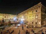 Spannende Illumination vor historischer Kulisse (Foto: Matteo Vecchi/ Clay Paky)
