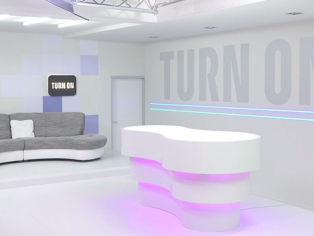 Turn on: YouTube-Studio (Foto: Media Saturn Holding)