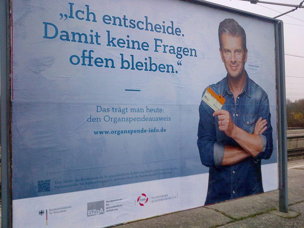 Markus Lanz ist Testimonial der Kampagne (Foto: invidis.de)
