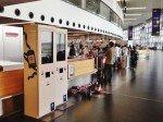 Zweck des Kiosks: Prozessebeschleunigung bei der Steuererstattung (Foto: Kiosk Solutions)