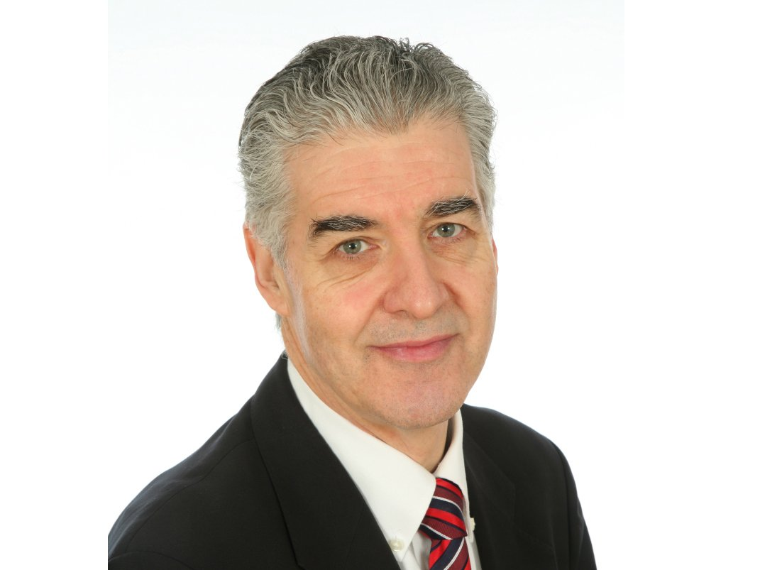 Bob Raikes, Managing Director – Meko Ltd (Image: Meko)