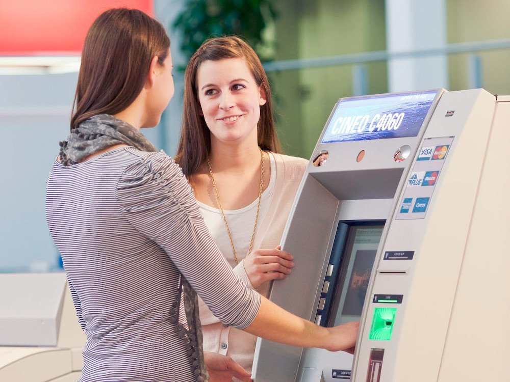 Nachfrage und Angebot - Geldbetrag-Standardauswahl (Foto: Wincor Nixdorf)