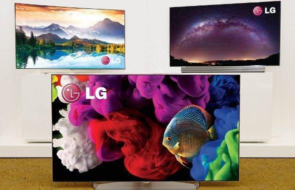 LG zeigt OLED und WebOS 2.0 (Foto: LG)