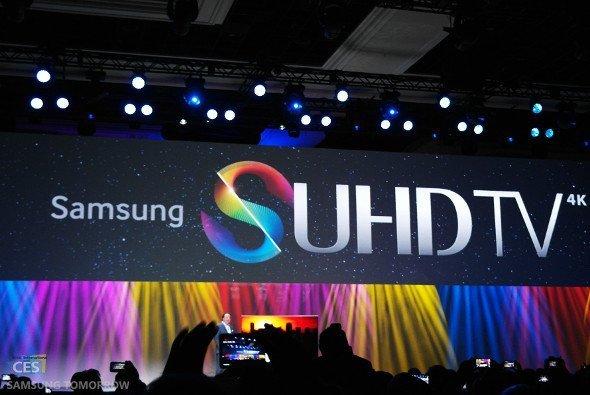 Samsung präsentiert CES-Neuigkeiten (Bild: Samsung)