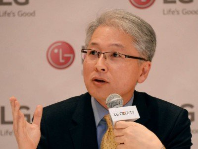 Brian Kwon, neuer CEO LG Home Entertainment Company (Foto: LG)