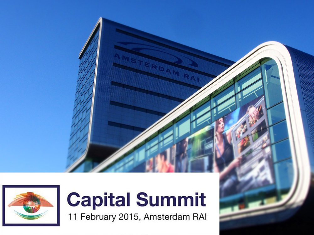 Capital Summit at ISE 2015 (Image: invidis)