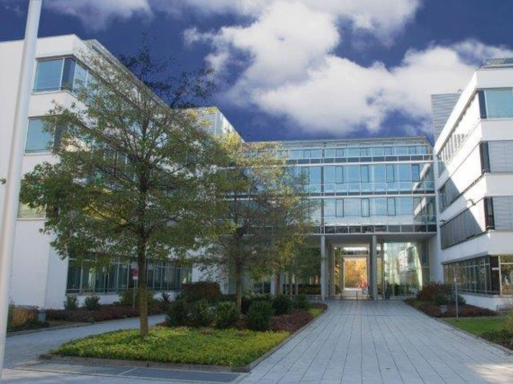 Unterföhring: Firmenzentrale von Goldbach Germany (Foto: Goldbach)