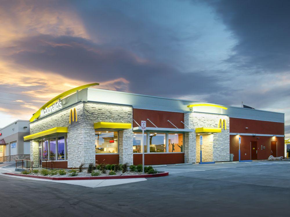 McDonald's-Filiale in Las Vegas (Foto: McDonald's)