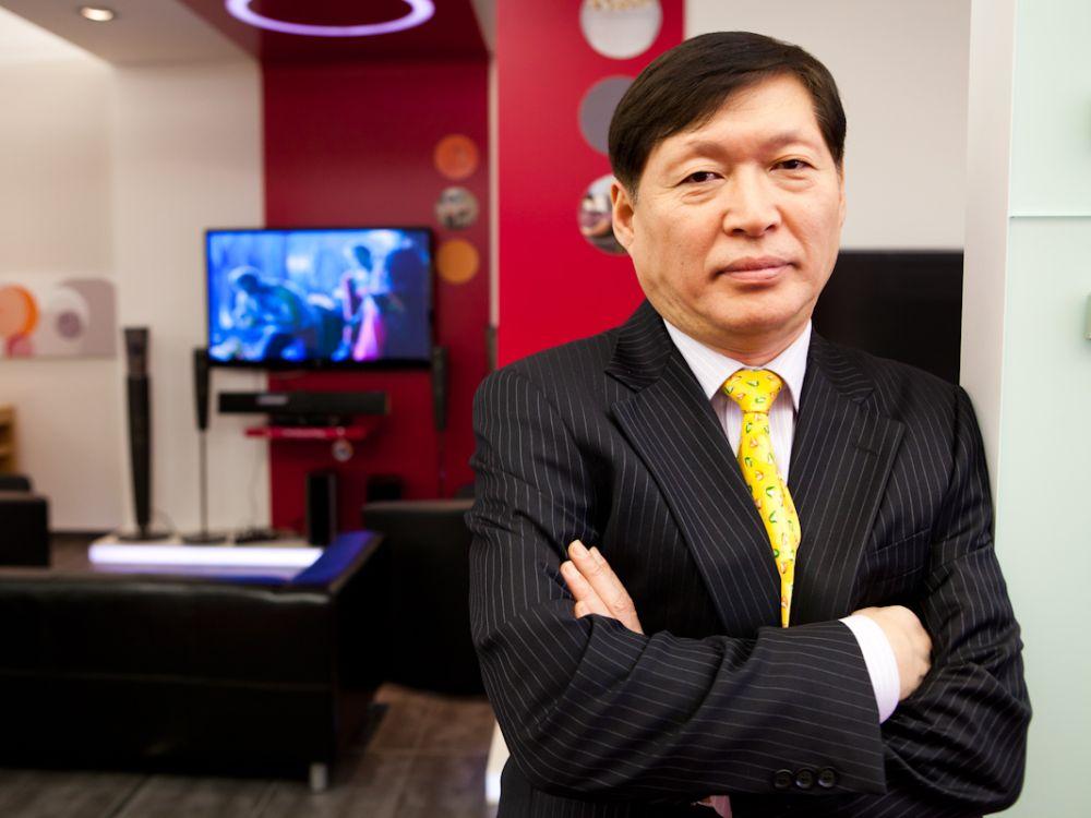 Neuer CEO der LG Electronics Deutschland GmbH: Young W. Lee (Foto: LG)