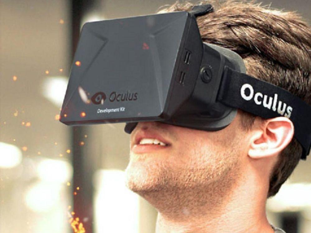 Oculus Rift: Videobrillen werden wir 2015 noch öfter sehen (Foto: Oculus Rift)