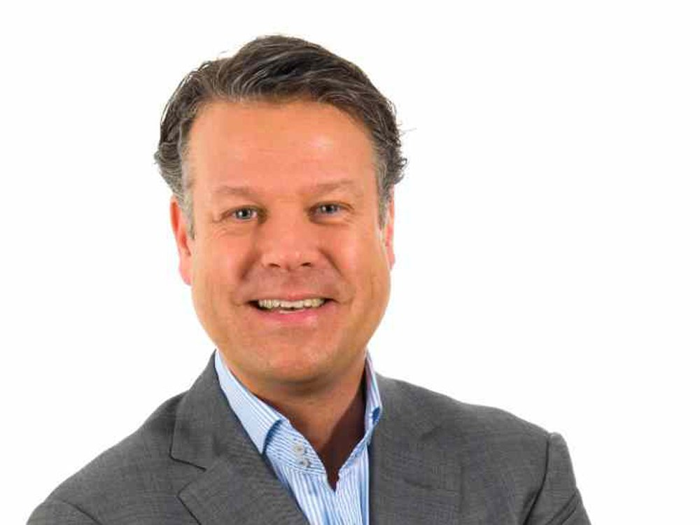 René de Jong, Sales Director, MMD|Philips Signage Solutions (Image: MMD Philips)