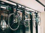 Rennräder gibt es natürlich auch: Café and Cycles Store in Malmö (Foto: Bianchi/ Fabian Wester)