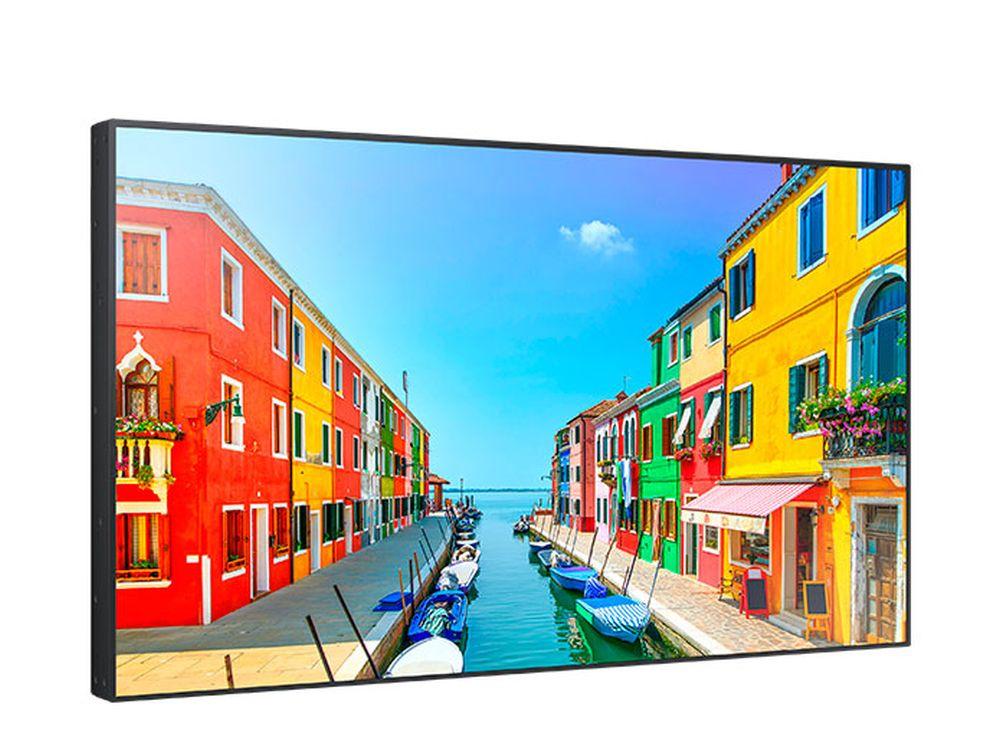 Samsung Smart Signage High Brightness-Display OM55D-W (Foto: Samsung)
